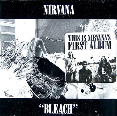 BLEACH BY NIRVANA (CD)
