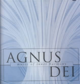 AGNUS DEI:MUSIC OF INNER HARMONY BY HIGGINBOTTOM/CHOIR O (CD)