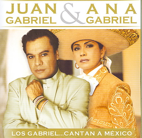 LOS GABRIEL CANTAN A MEXICO BY GABRIEL,JUAN (CD)