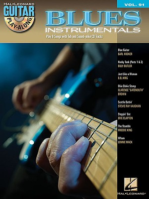 Blues Instrumentals By Hal Leonard Publishing Corporation (COR)